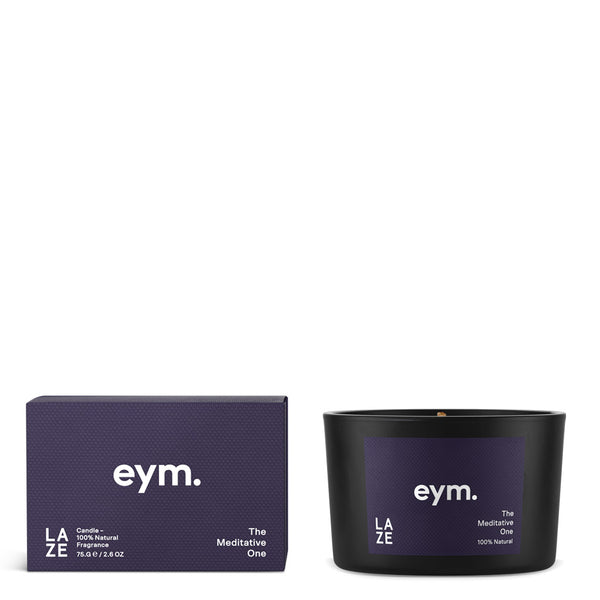 Eym Candles Laze - Mini | Natural Soy Candle UK