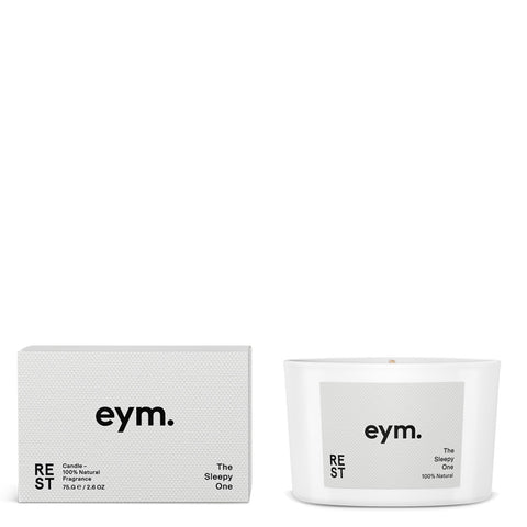 Eym Candles Rest - Mini | Natural Soy Candle UK