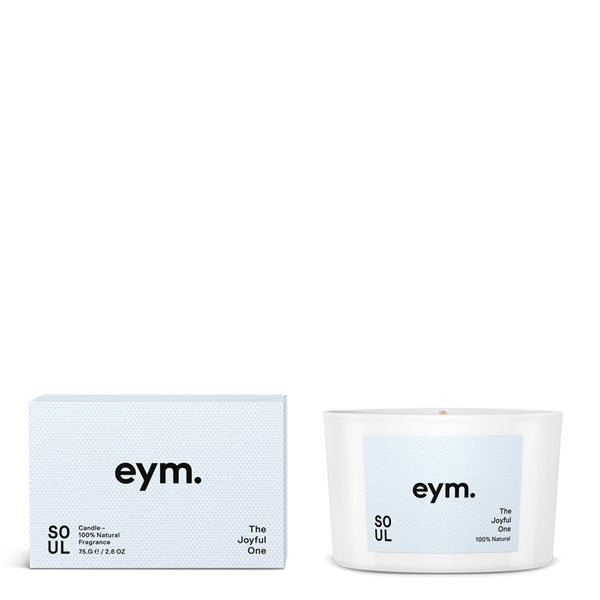 Eym Candles Soul - Mini | Natural Soy Candle UK