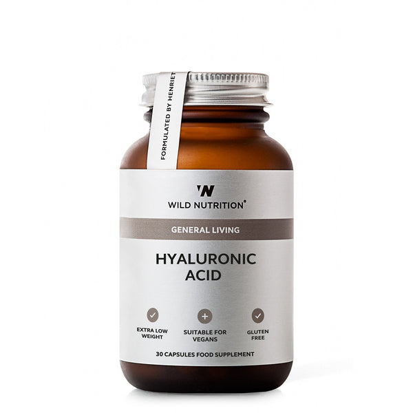 Wild Nutrition Hyaluronic Acid