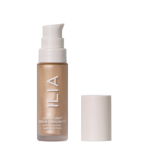 Ilia Liquid Light Serum Highlighter | Natural Vegan Highlighter | UK