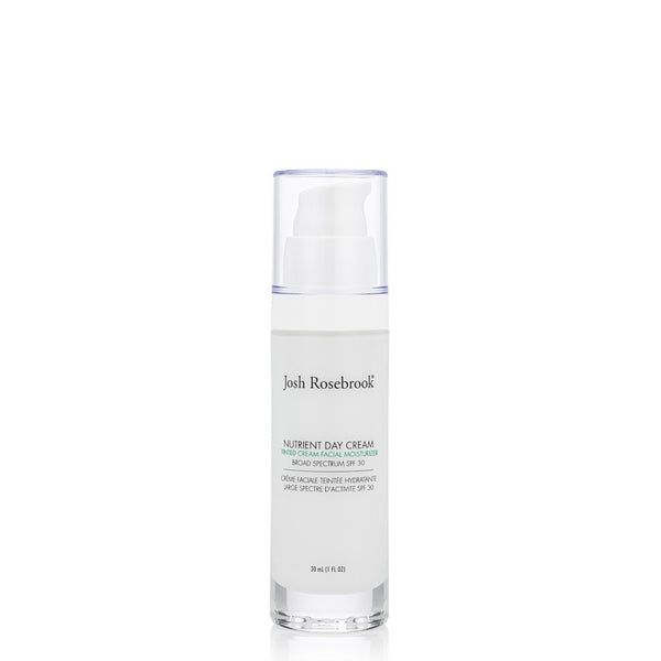Josh Rosebrook Nutrient Day Cream SPF30 Tinted | Natural Skincare UK