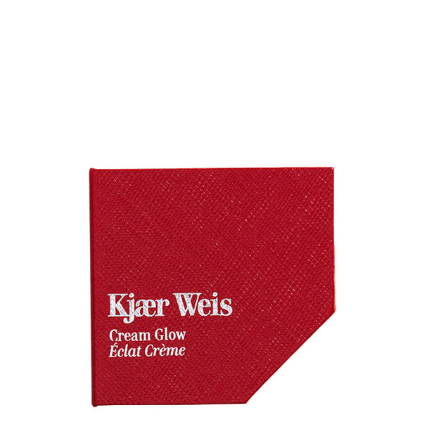 Kjaer Weis Red Edition Cases | Refillable Beauty | Recyclable | Cream Glow