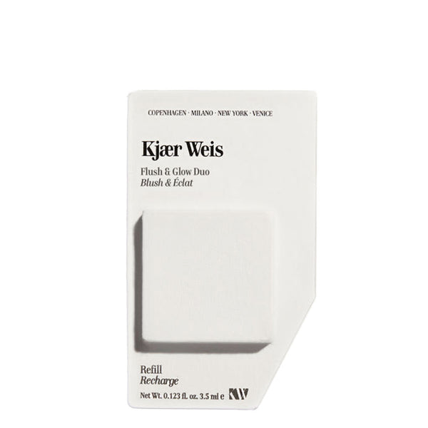 Kjaer Weis Flush And Glow Duo Refill | Refillable Beauty