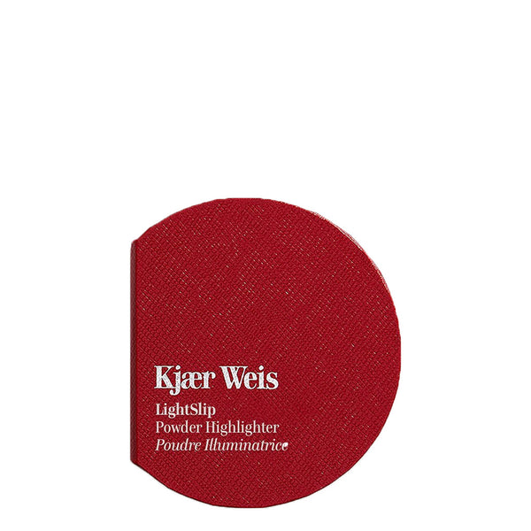 Kjaer Weis Lightslip Red Edition Case | Refillable Beauty