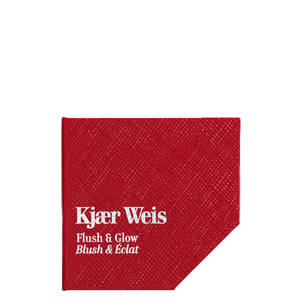 Kjaer Weis Red Edition Cases | Refillable Beauty | Recyclable | Flush & Glow