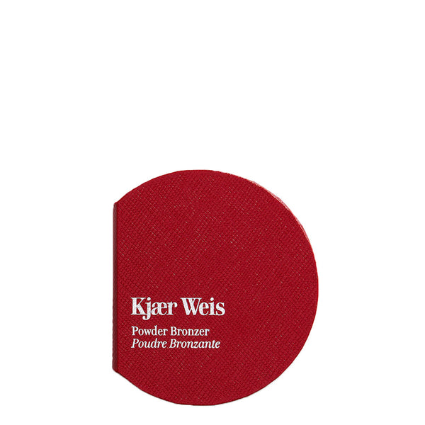 Kjaer Weis Red Edition Cases | Refillable Beauty | Recyclable | Powder Bronzer