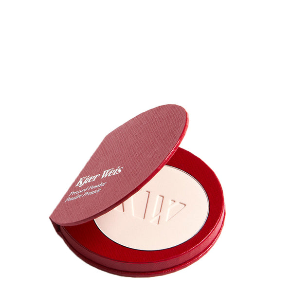 Kjaer Weis Red Edition Cases | Refillable Beauty | Recyclable | Pressed Powder