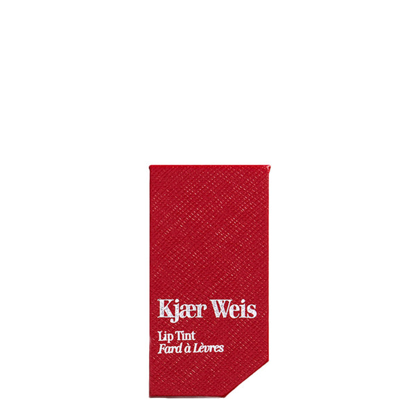 Kjaer Weis Red Edition Cases | Refillable Beauty | Recyclable | Lip Tint
