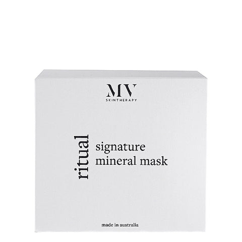 MV Skintherapy Signature Mineral Mask Ritual | Natural Skincare
