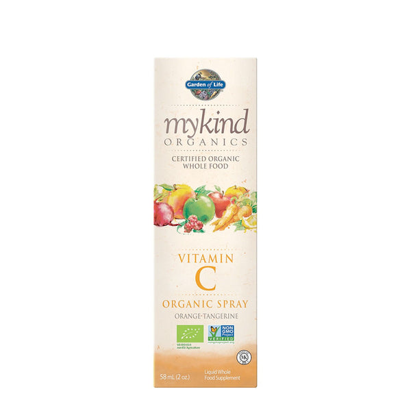 Garden of Life mykind organics Vitamin C Spray
