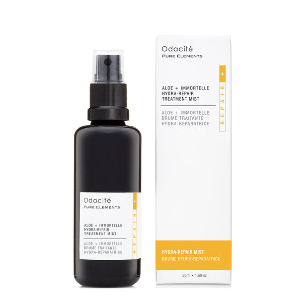 Odacite Aloe + Immortelle Hydra-Repair Treatment Mist