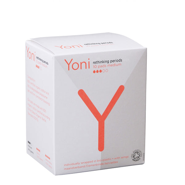 Yoni Care | Pads With Wings
