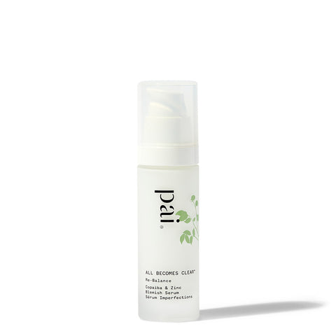Pai Skincare All Becomes Clear Copaiba & Zinc Blemish Serum | Cruelty Free Spot Treatment UK