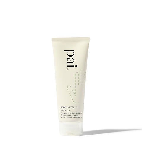 Pai Skincare Heavy Mettle Fragonia & Sea Buckthorn Rescue Hand Cream | Organic Hand Cream UK