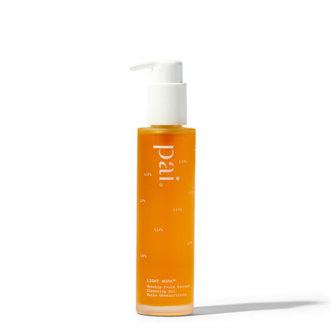 Pai Skincare Light Work Rosehip Cleansing Oil | Cruelty Free Skincare UK