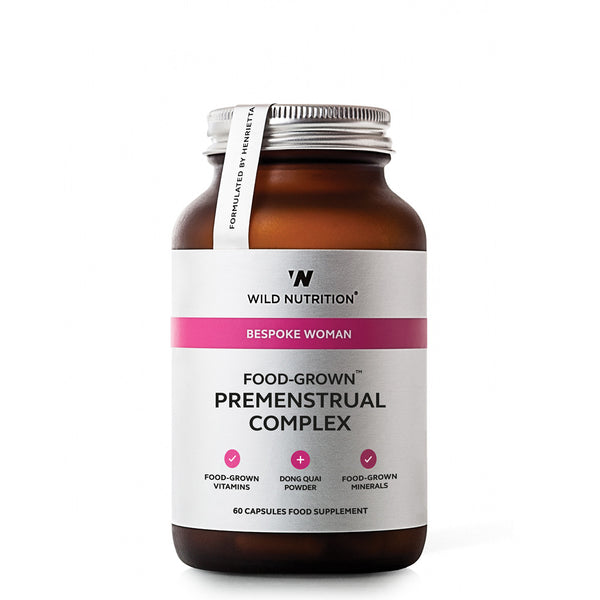 Wild Nutrition Food-Grown Premenstrual Complex