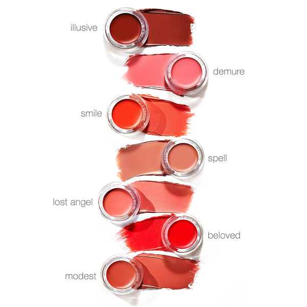 rms beauty lip2cheek all colours
