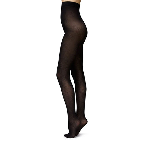 Swedish Stockings Polly Tights Black