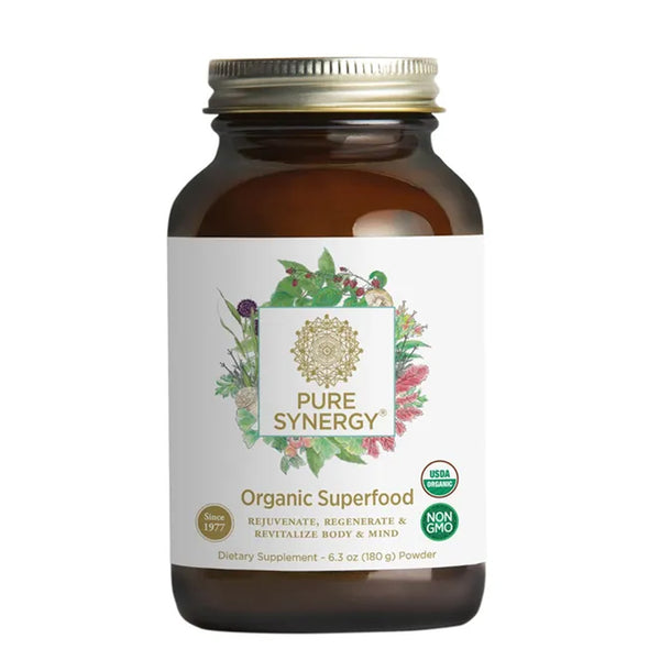 The Synergy Company | Pure Synergy | Organic Green Superfood