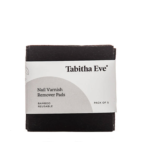 Tabitha Eve Reusable Nail Varnish Remover Pads | Eco-Friendly Gifts UK
