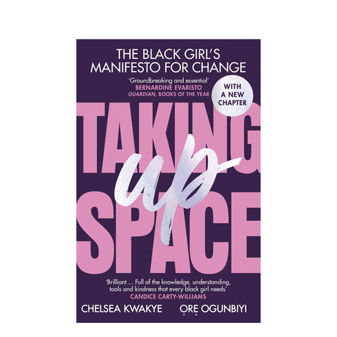 Taking Up Space | Race & Equality Books