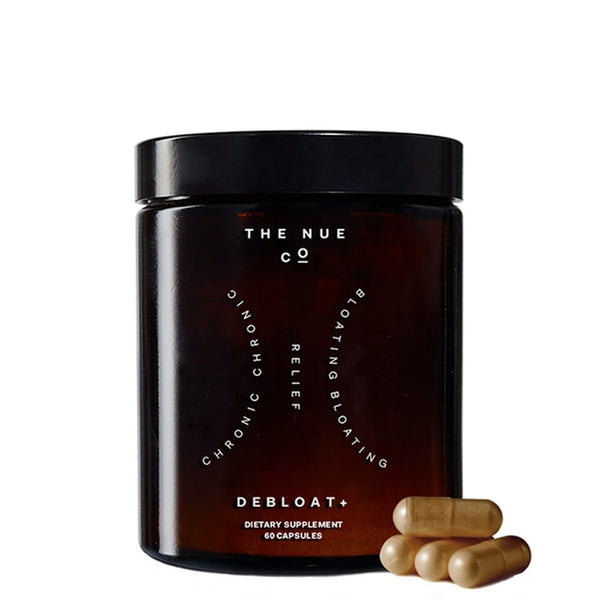 The Nue Co Debloat + Capsules