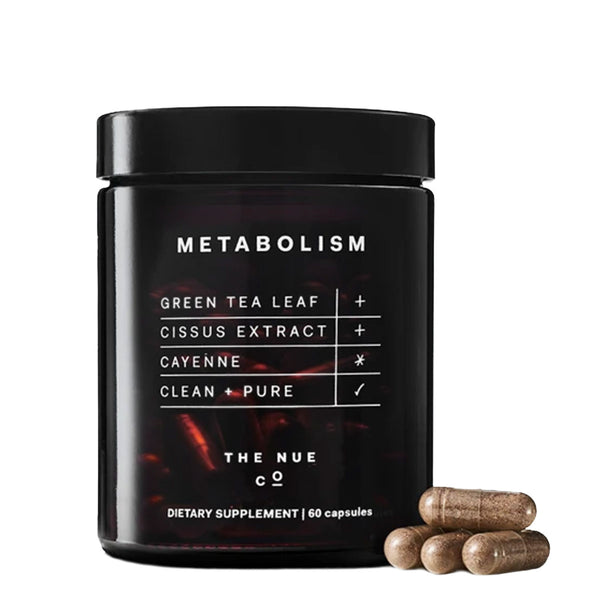 The Nue Co Metabolism | Natural Remedies | Free Delivery