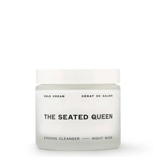 The Seated Queen Cold Cream | Organic Skincare UK