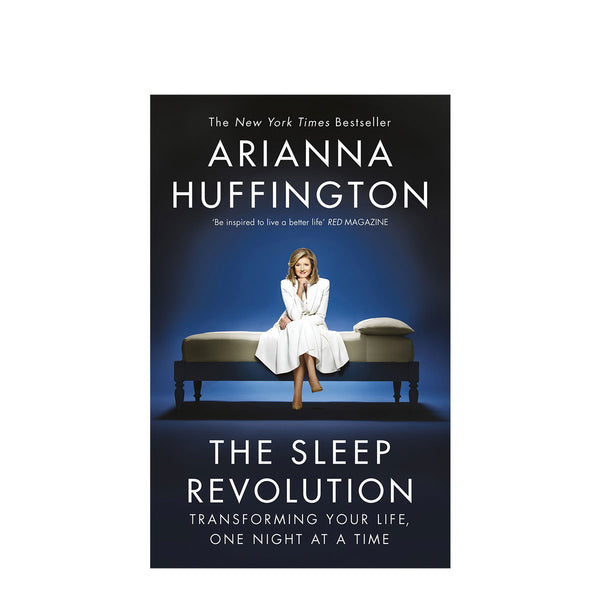 The Sleep Revolution Book | Wellbeing Books