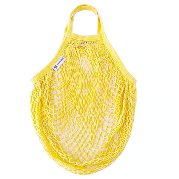 Turtle Bag Short Handle - Cornflower Yellow