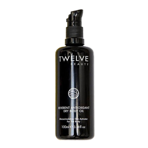 Twelve Reverent Antioxidant Dry Body Oil | Natural & Vegan Skincare