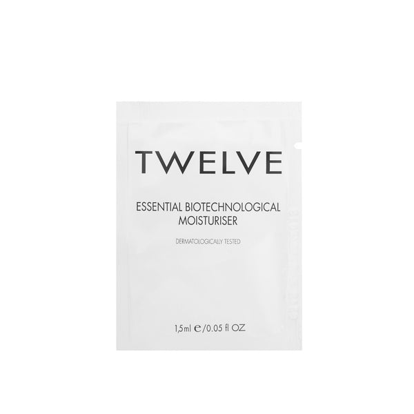 SAMPLE TWELVE ESSENTIAL BIOTECHNOLOGICAL MOISTURISER