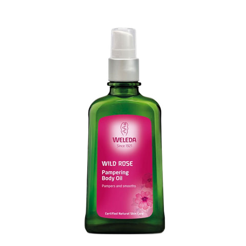 Weleda Wild Rose Body Oil | Natural Skincare