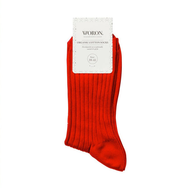 Woron Organic Cotton Socks | Organic Cotton Socks | Content UK