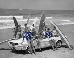 Surf's Up Preppy Pimp Style