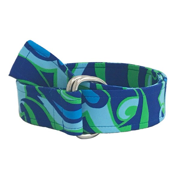Miami Waves Green Belt
