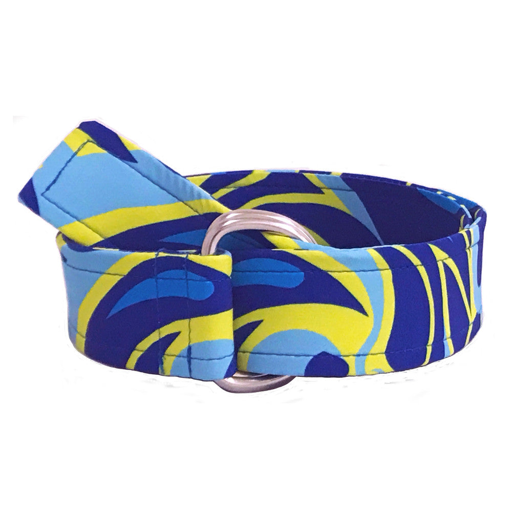 Miami Waves Yellow Belt