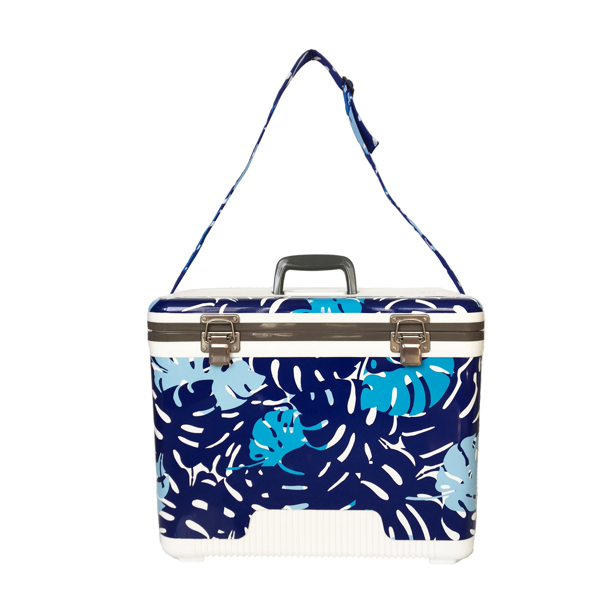Poolside Leaves Cooler - 30qt