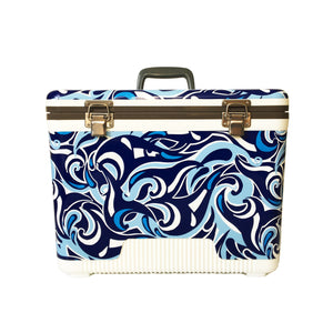 Seaside Waves Cooler - 30qt