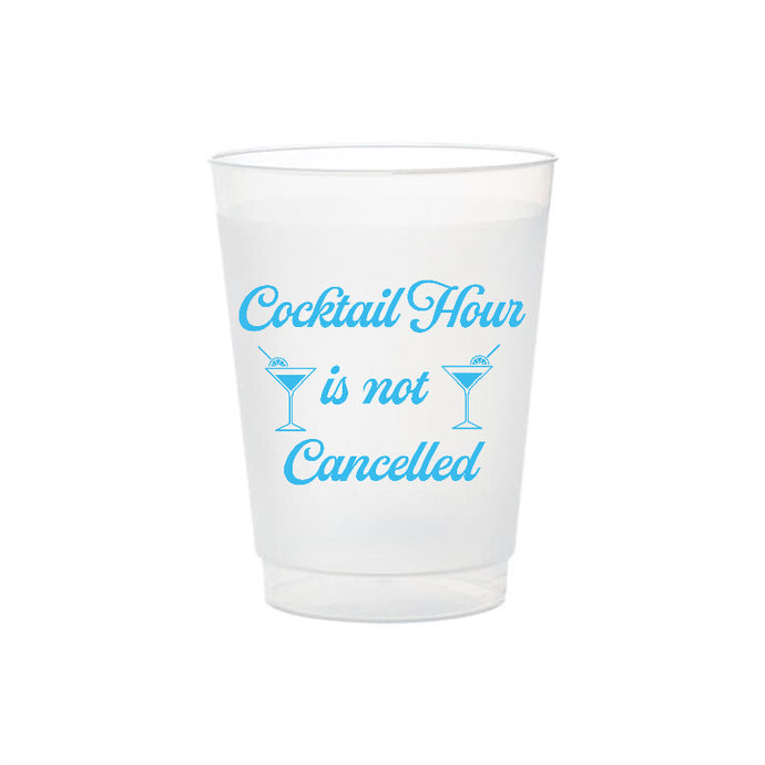 Cocktail Hour is not Cancelled
