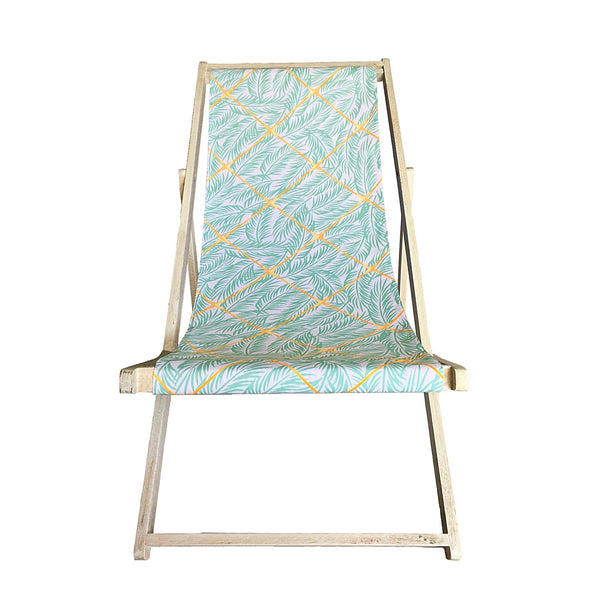 Polo Palm Sling Chair