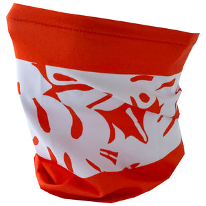 Leaves Mask - Orange