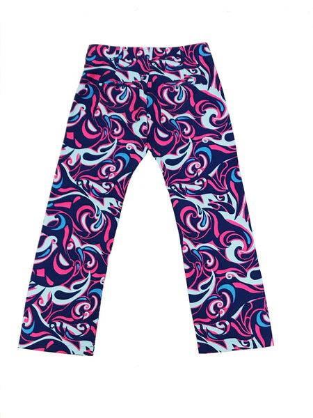 Miami Waves Party Pants