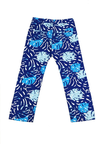 Miami Leaves Party Pants