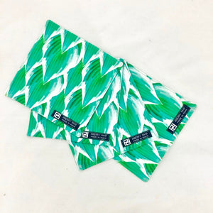 Cocktail Napkins - Hosta Print