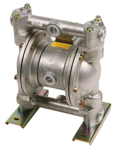 "3/4"" Double Diaphragm Pump 27 GPM EA"