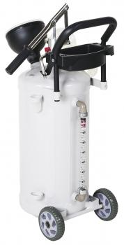 Hand Operated-Oil Dispenser w/ Elec-Meter, 8 gallon EA