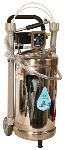 DEF Extractor, Stainless Steel 8 Gallon Tank EA