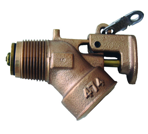 "474 FARM TANK EMERGENCY VALVE 1"" X 1"" EA"